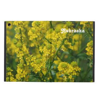 Goldenrod Nebraska Cover For iPad Air