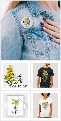Goldenrod Pollinator Powerhouse