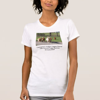 Goldens great and small Reunion T-Shirt