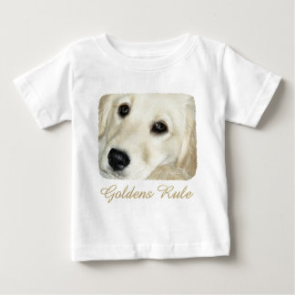 Goldens Rule Baby T-Shirt