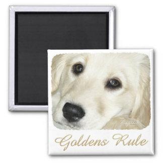 Goldens Rule Magnet