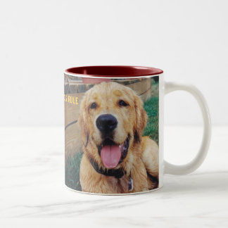 GOLDENS RULE Two-Tone COFFEE MUG
