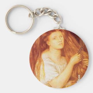 """""""GoldenTresses"""" by Rossetti Keychain"""