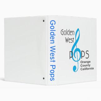 GoldenWestPopsLogo Binder