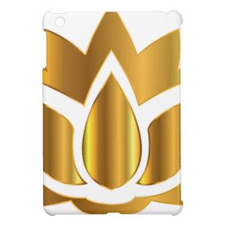 Golder Lotus Case For The iPad Mini