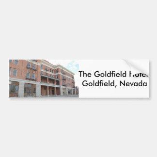 Goldfield Hotel Bumper Sticker