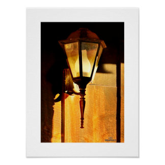 Goldfield Old West Town - The Lantern Poster