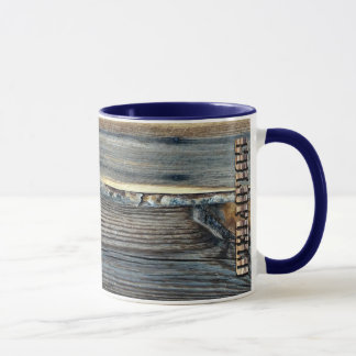 Goldfield Wood Grain Mug