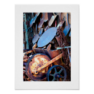 Goldfiels Old West Town - The Shovels II Poster