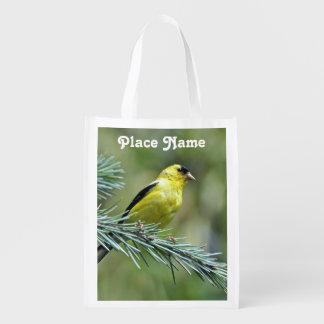 Goldfinch Bolsas Reutilizables