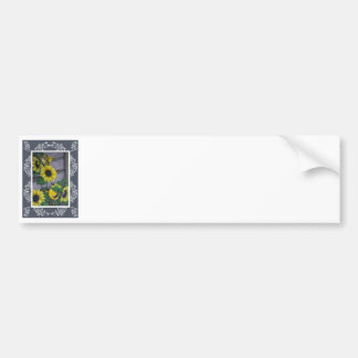 Goldfinch Bumper Sticker