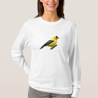 Goldfinch de Cindy Agan Playera