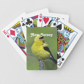 Goldfinch de New Jersey Baraja