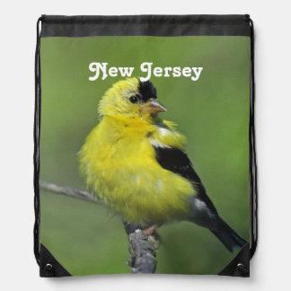 Goldfinch de New Jersey Mochilas