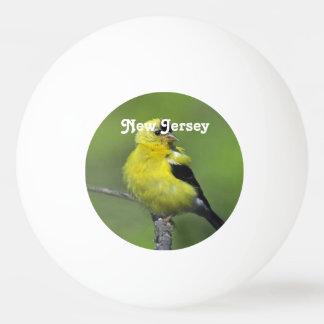 Goldfinch de New Jersey Pelota De Tenis De Mesa
