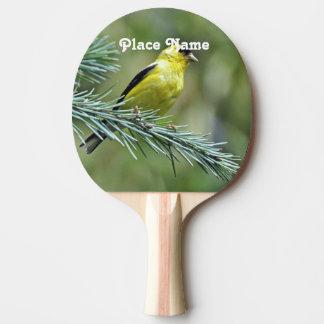 Goldfinch Pala De Ping Pong