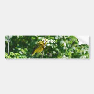 Goldfinch Pegatina Para Auto