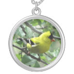 Goldfinch Personalized Necklace