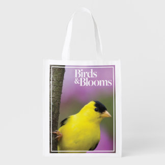 Goldfinch Reusable Grocery Bag