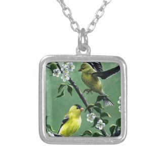 Goldfinches Pendientes Personalizados