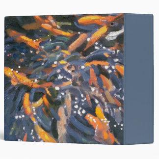 Goldfish 2010 3 ring binder