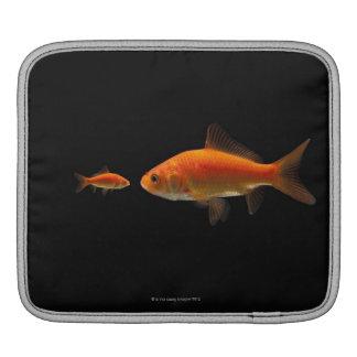 Goldfish 3 iPad sleeve