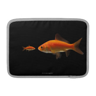 Goldfish 3 MacBook air sleeve