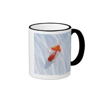 Goldfish 5 coffee mug