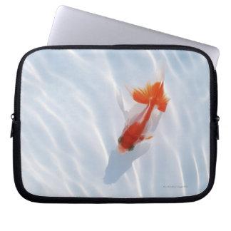 Goldfish 5 laptop computer sleeves