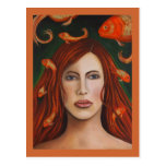 Goldfish#9 Postcards