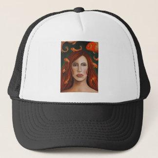 Goldfish#9 Trucker Hat