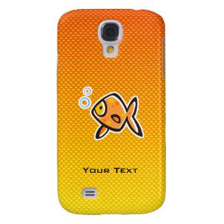 Goldfish amarillo-naranja