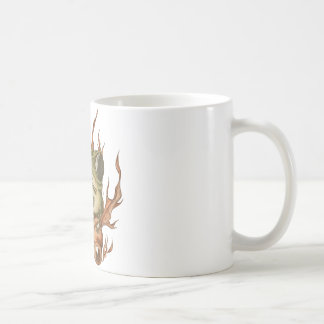 Goldfish and bean frog No.001 Coffee Mug