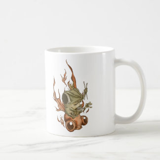 Goldfish and bean frog No.002 Coffee Mug
