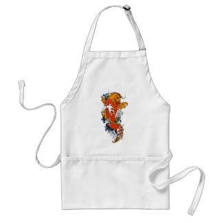 Goldfish Aprons
