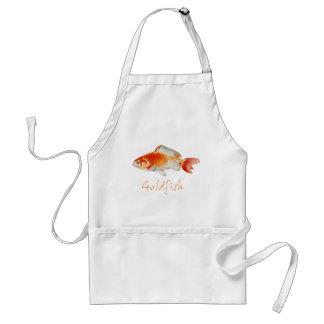 Goldfish Apron