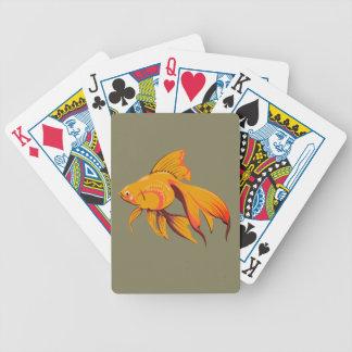 Goldfish Bicycle Playing Cards