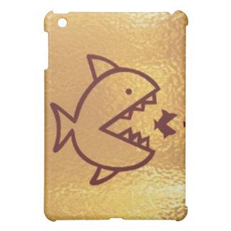 Goldfish Bigfish Smallfish iPad Mini Cover