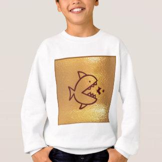Goldfish Bigfish Smallfish Sweatshirt