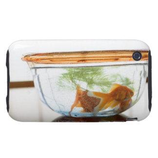 Goldfish bowl iPhone 3 tough covers