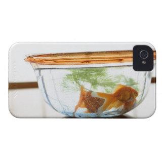 Goldfish bowl iPhone 4 Case-Mate case