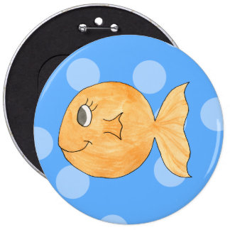 Goldfish. Buttons