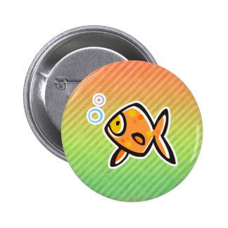 Goldfish Pin