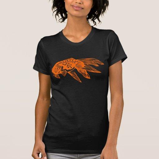 Goldfish Camiseta