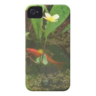 Goldfish iPhone 4 Case-Mate Cases