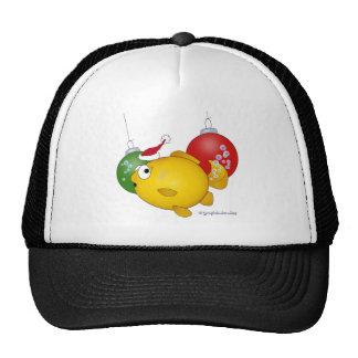 Goldfish Christmas flatus event! Trucker Hat