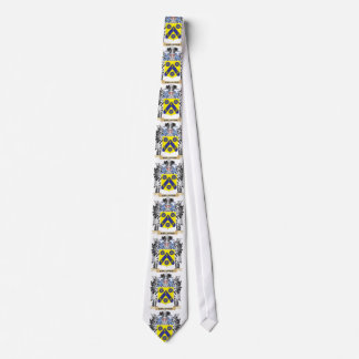 Goldfish Coat of Arms - Family Crest Tie