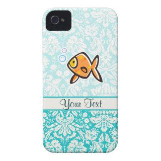Goldfish; Cute iPhone 4 Case-Mate Case