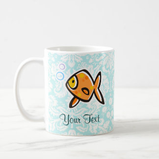Goldfish; Cute Coffee Mug