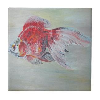 Goldfish de Ryukin Tejas Cerámicas